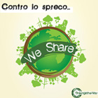 Contro lo spreco... we share!